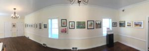 panoramic long room