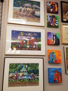 Artwork at Crafters Gallery
