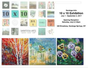 10 X 10 Exhibition